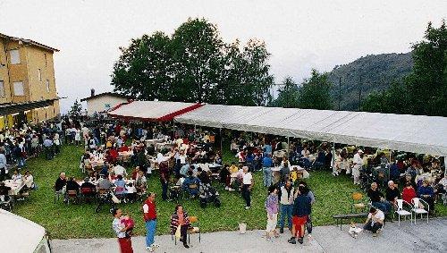 Immagine di repertorio della festa