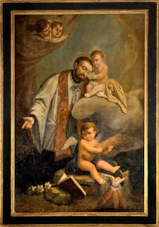 S.Gaetano e il mais - Chiesa di Cirano