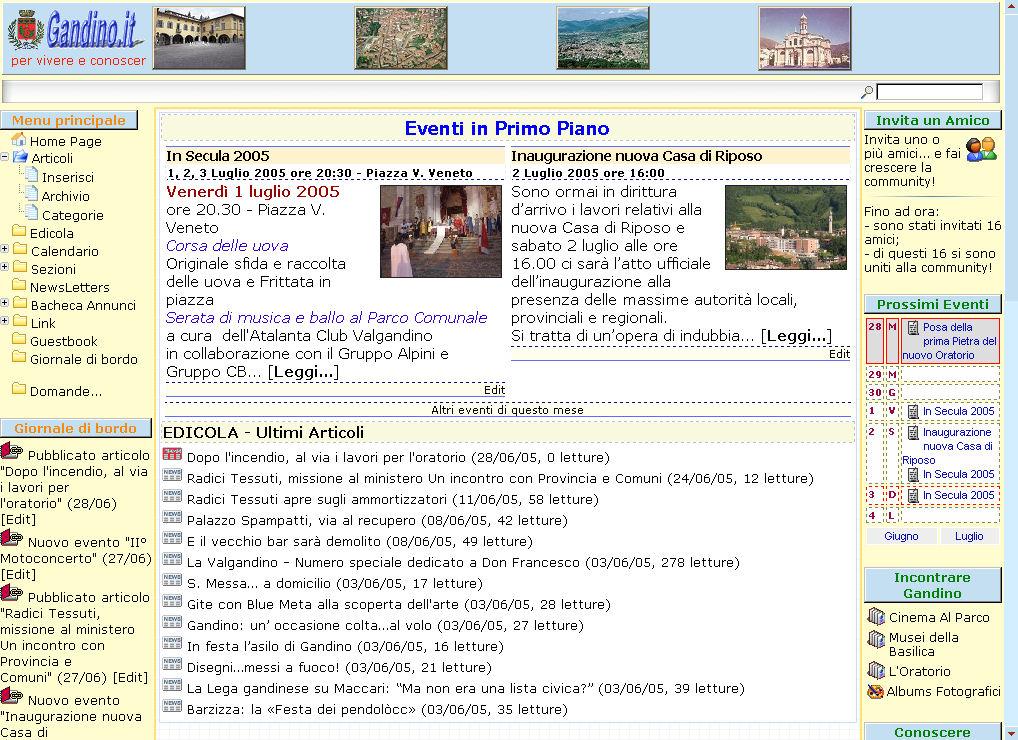 Terza versione del 2003