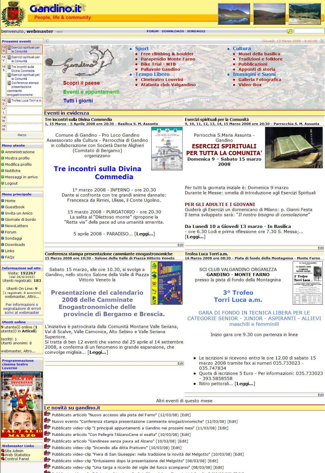 Quarta versione del 2006