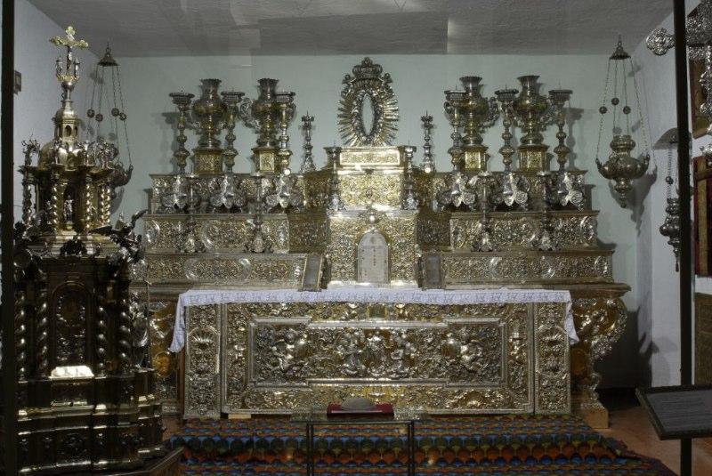 L'altare d'argento