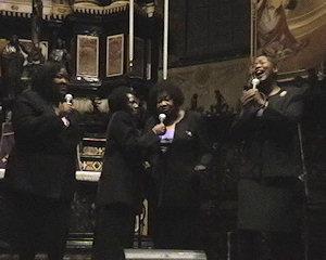 Gospel di natale con The Heavenly Melodies