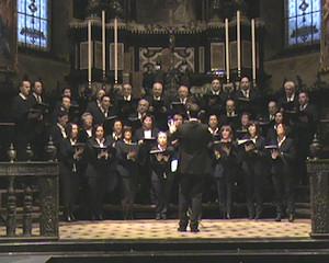 Elevazione musicale di S. Cecilia
