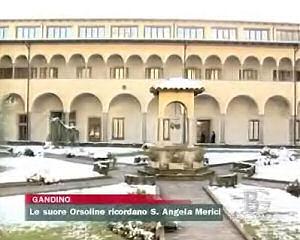 Le suore orsoline ricordano S. Angela Merici