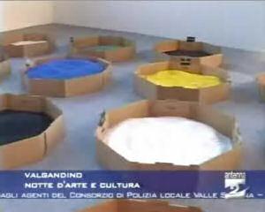 Valgandino, notte d'arte e cultura