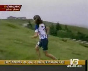Sky Running, al via la 'Valli Bergamasche'