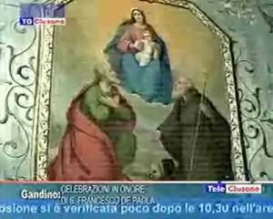 Le celebrazioni in onore di S. Francesco da Paola