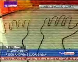 Un arrivederci a Don Andrea e Suor giulia