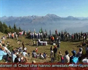 Il 14° Incontro intervallare degli Alpini