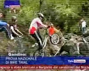 Prova nazionale di bike trial