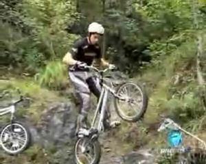 Il campionato italiano di Bike Trial