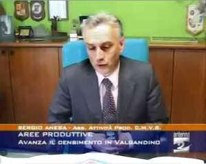 Avanza il censimento delle attività produttive in Valgandino