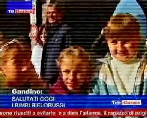 Salutati i bimbi Bielorussi