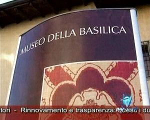 Quattro mila visitatori nel 2007 per il Museo della Basilica
