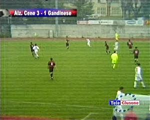 Il derby seriano tra Alzano-Cene e Gandinese