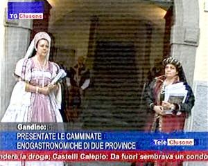 Presentate le camminate enogastronomiche delle provincie di Bergamo e Brescia