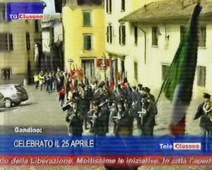 Celebrato il 25 Aprile