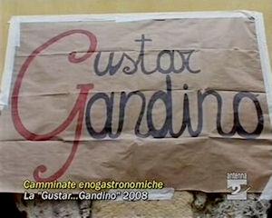 La 'Gustar... Gandino 2008'
