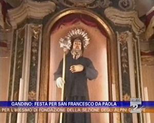 Festa per San Francesco da Paola