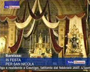 Barzizza in festa in onore di San Nicola