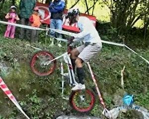 La 9° prova del campionato italiano di Bike Trial