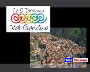 Le 5 terre della Valgandino