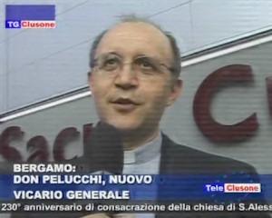 Don Davide Pelucchi nuovo vicario generale