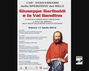 Giuseppe Garibaldi e la Valgandino