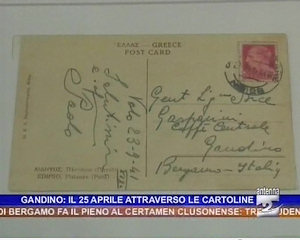 Il 25 Aprile ricordato in un opuscolo e una mostra di francobolli