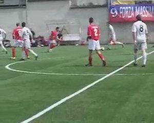 1° Quadrangolare di calcio interforze alla memoria di Cesare Bertocchi