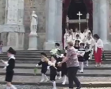 Appuntamento imperdibile la processione del Corpus Domini