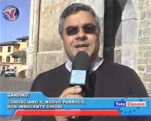 Conosciamo il nuovo parroco Don Innocente Chiodi