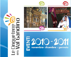 Presentato il calendario eventi della Cinque Terre della Valgandino