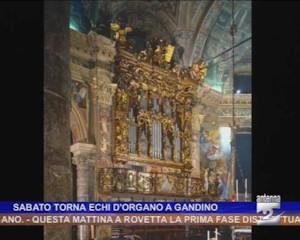 Torna la rassegna Echi d'Organo dedicata al canto gregoriano