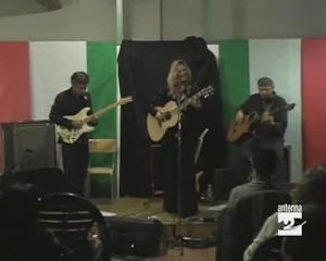 Elisabeth Cutler in concerto a Gandino