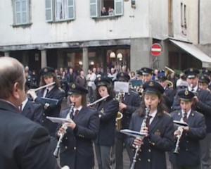 Il 2011 sarà a Gandino l'anno della musica