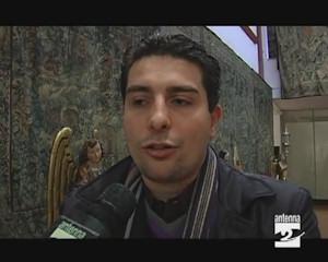 A Milano nelle sale del Palazzo Reale esposto un paliotto di Gandino