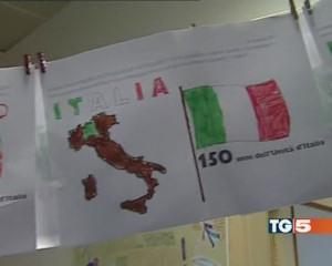 Le camicie dei Mille e i festeggiamenti per il 150° dell'Unità d'Italia