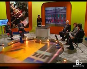 Unità d'Italia: Bergamo in diretta fa tappa a Gandino