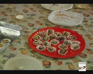 Uova di cioccolato per i bambini