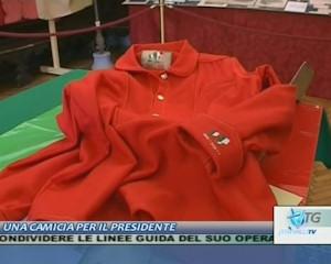 Una camicia per il presidente