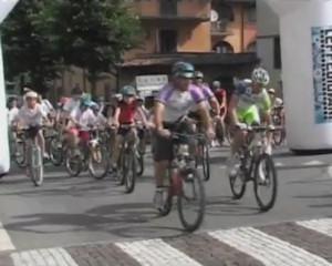 La pedalata ecologica della Valgandino
