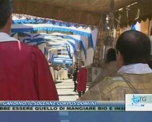 Rinnovata la solennità del Corpus Domini