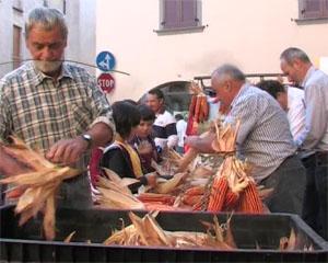 I Giorni del melgotto per valorizzare il mais spinato di Gandino