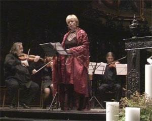 Il concerto di Natale unisce Gandino e la Liguria
