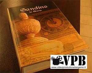 """Presentato il volume """"La Storia di Gandino"""""""