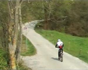 Una guida per scoprire la Val Gandino in mountain bike
