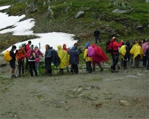 Il Cai Valgandino presenta il corso di alpinismo giovanile