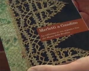 Un quaderno per i preziosi merletti del Museo