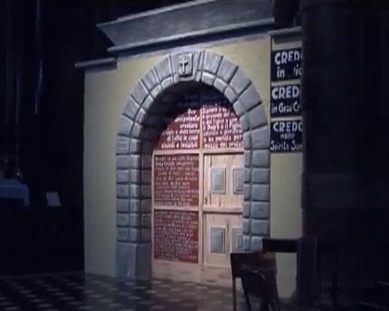 Una porta per l'anno della fede